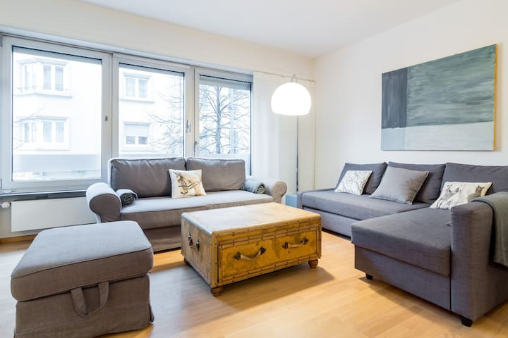 2 rooms Best location*Centre-Gare - Luxembourg - Apartment