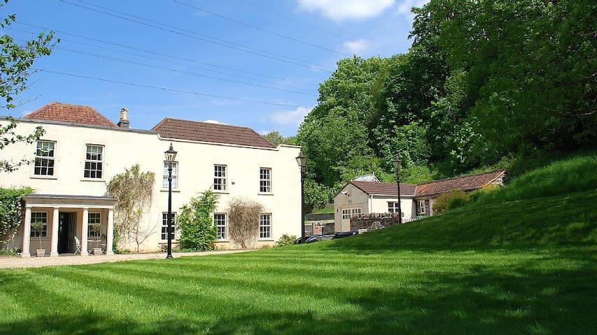 Large Georgian House - Willsbridge - House