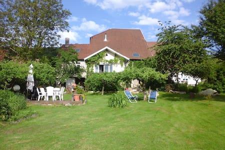 ancienne ferme rénovée pour séjour campagnard - Rougemont