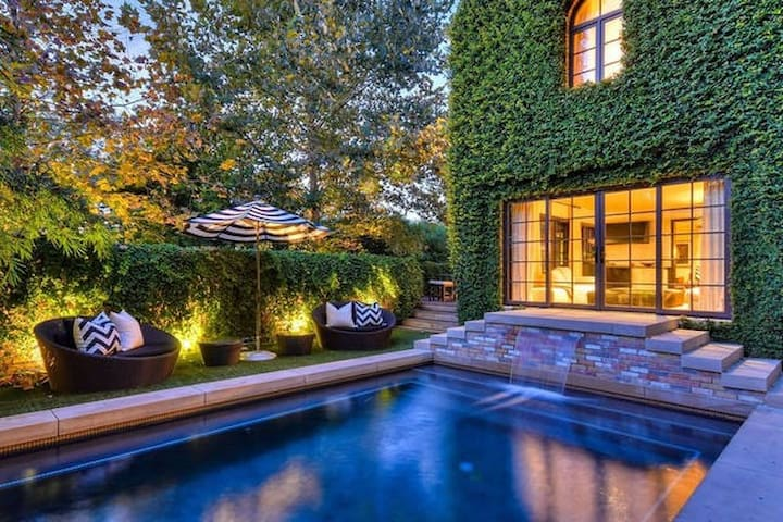 Old Enfield Contemporary | Gorgeous Estate - Austin - House