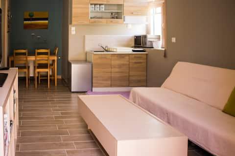 蒂诺斯的漂亮公寓