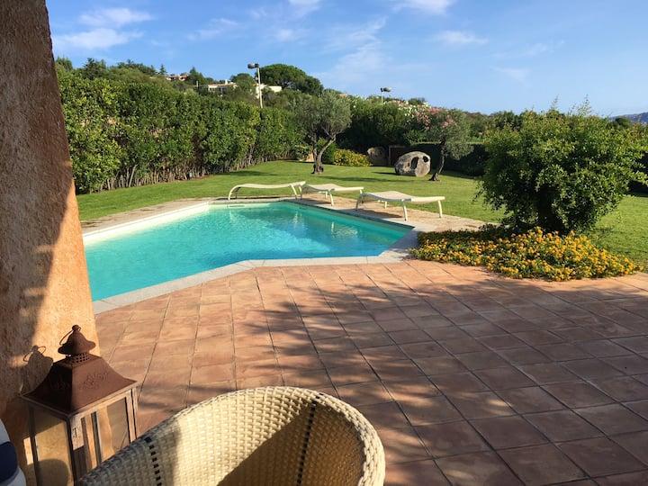 Villa de 4 chambres à Palau, avec magnifique vue sur la mer, piscine privée, terrasse aménagée - à 600 m de la plage