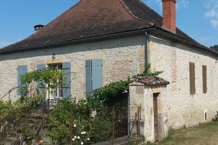 Ancien presbytère au coeur de Cornac - Cornac - Дом