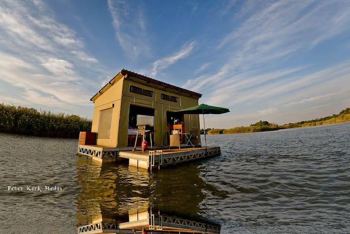 Upington Houseboat - Orange River