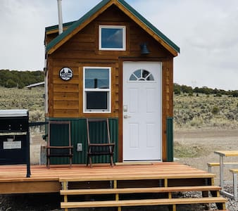 Hidden Valley Tiny Home at Trail and Hitch
