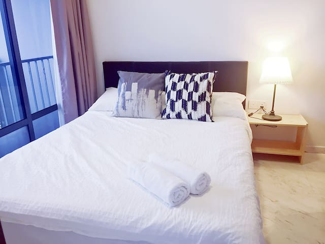 7min walk to Outram MRT,Modern 1BR with discount05 - Singapore - Apartemen