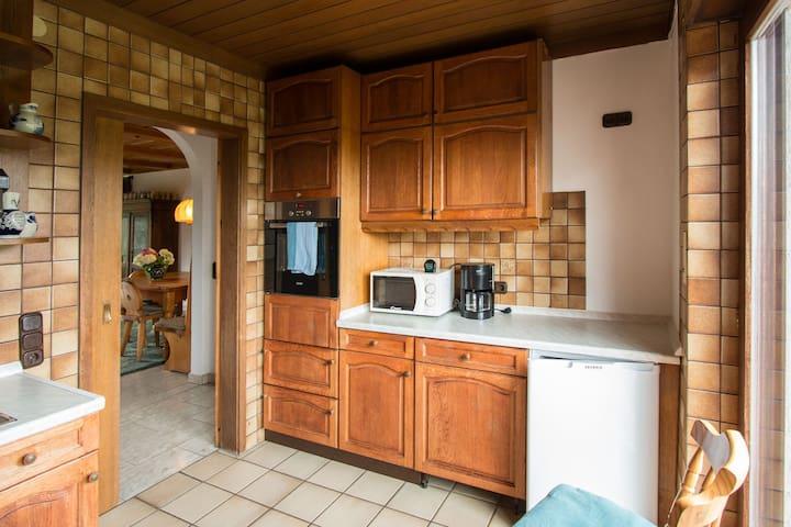 Gemütliches Ferienhaus im schönen Odenwald - Beerfelden - House