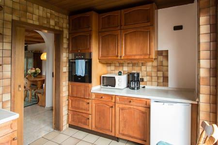 Gemütliches Ferienhaus im schönen Odenwald - Beerfelden - Casa