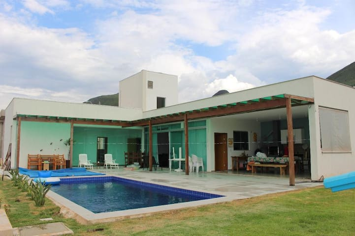 Casa de Campo- Condomínio Serra dos Bandeirantes
