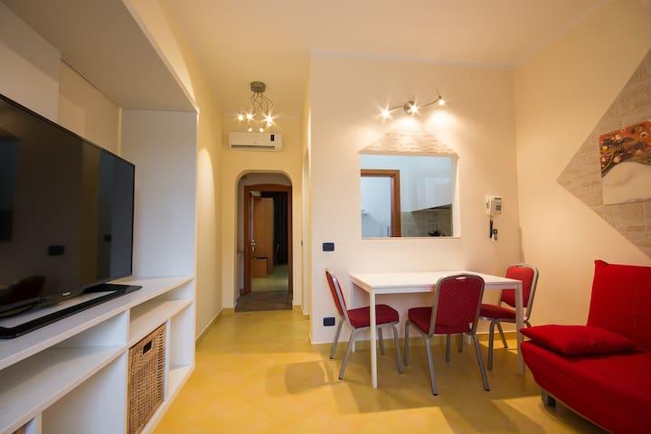 Favolosi Appartamenti in riva al Mare sul Gargano - San Menaio - Apartment