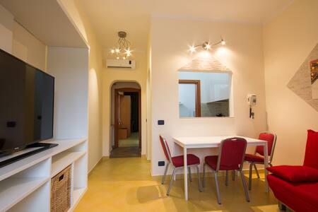 Favolosi Appartamenti in riva al Mare sul Gargano - San Menaio - Wohnung