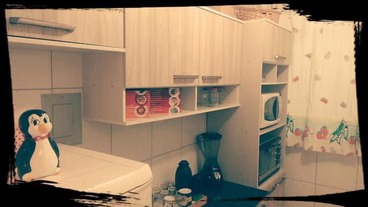 Apartamento 2 quartos Mobiliado (Barreiro)