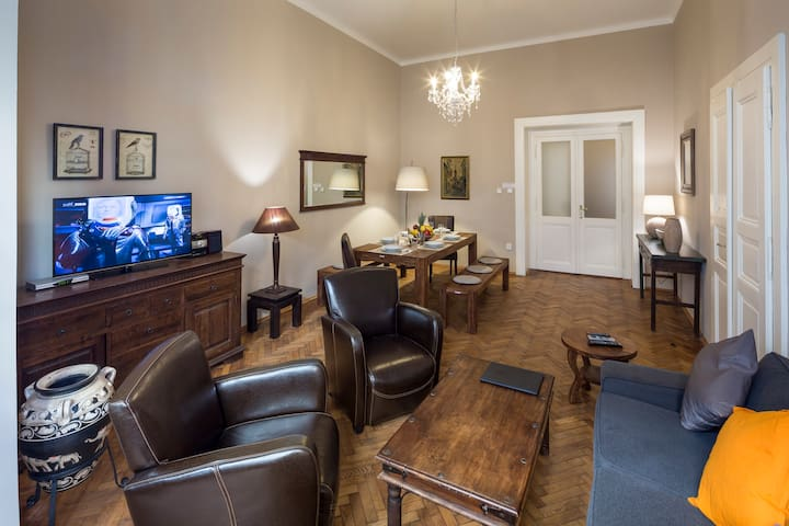 Old Town Square - Family 6 room Dlouha - Prague 1 - อพาร์ทเมนท์