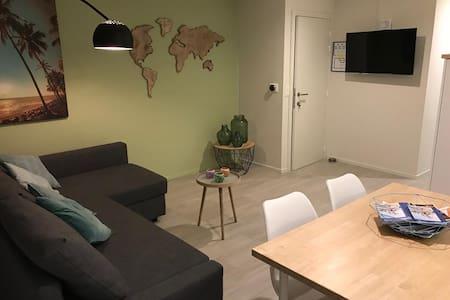 Vernieuwd appartement op Sint-Petrus-&-Paulusplein