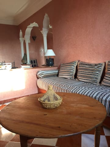 Nice appartment close to the beach - Essaouira - Apartemen