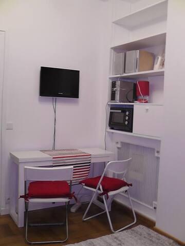 Studio Butte aux Cailles