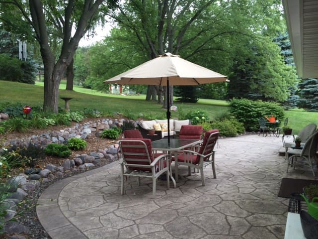 The Country House/Bed & Breakfast - Waukesha - Huis