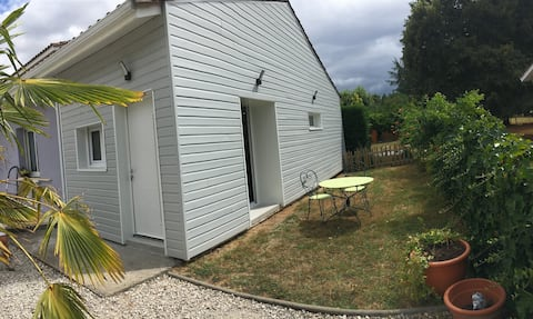 Studio with private garden