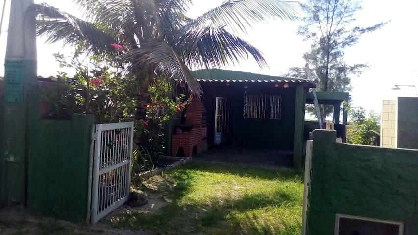 ∴ILHA COMPRIDA Casa de Campo: Praia, Lago e Rio ∴