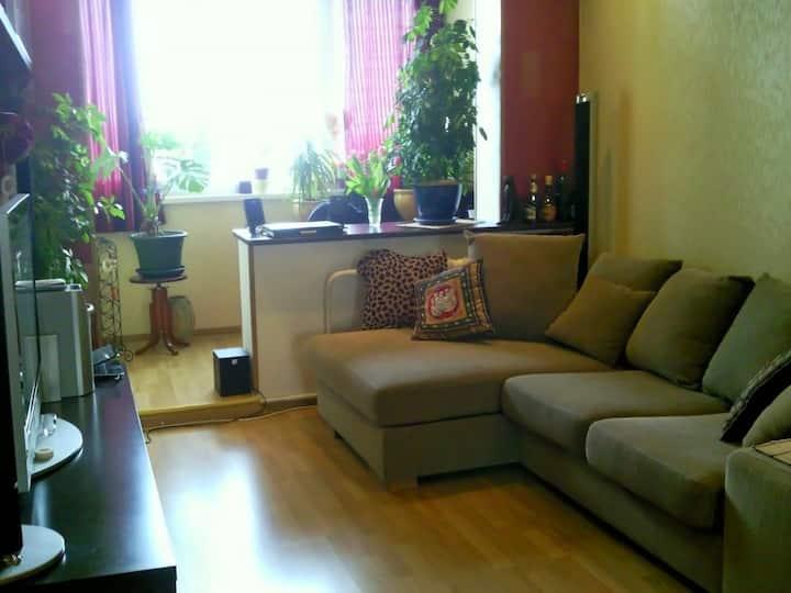 2-Room Apartment in Kristiine Near Centre