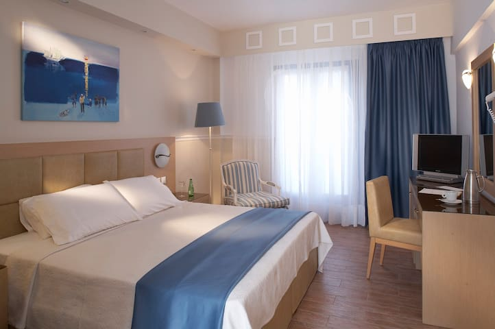Lagos Mare | Double Room - Agios Prokopios - Bed & Breakfast