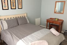 Main bedroom - 1xDouble bed