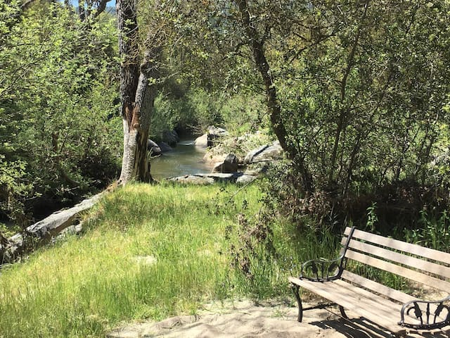 3 Acres on Miami Creek 20 Miles to Yosemite