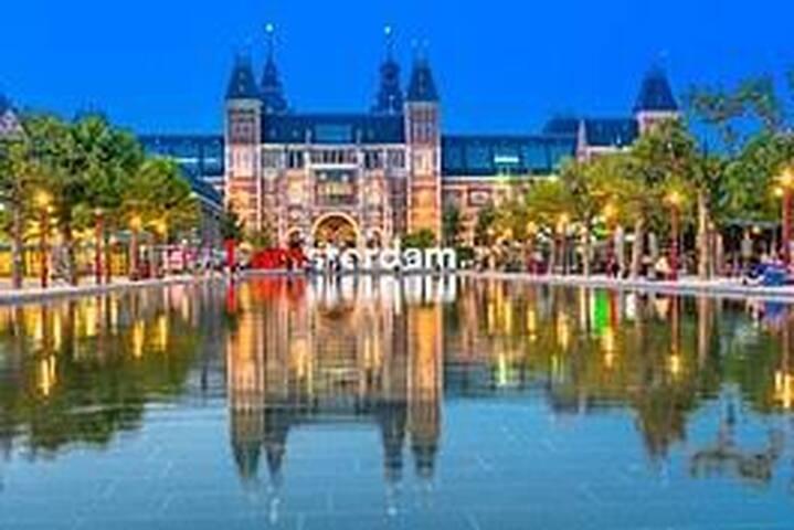 Tatjana's Guidebook for Amsterdam