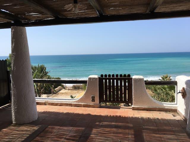 Villa Sciacca Lumia Mare con Wifi - Sciacca - Appartement