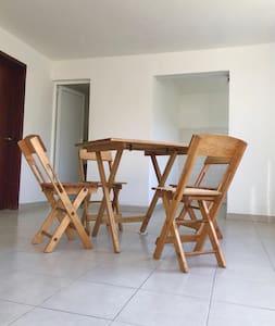 Apartamento bonito  en el corazón de Metepec