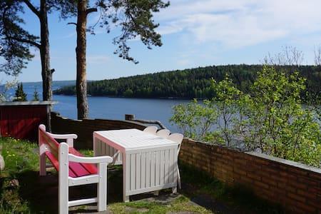 Hytte med utsikt over Oslofjorden - Røyken - Chalet