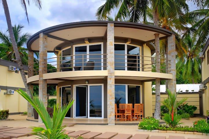 Villa/loft sur la plage