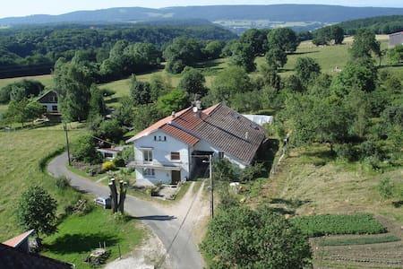 gîte ou gîte musical,  milieu rural - Provenchère - House