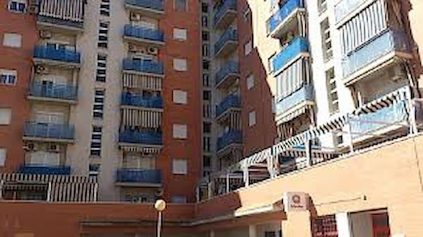 huelva capital. zona av andalucia. piso vacaciones