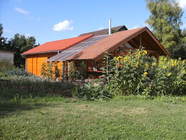 Ferienhof Kniel - Buchen - House