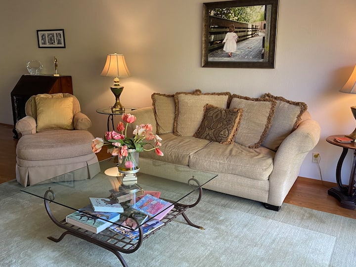 Charming Menlo Park Home, Walk to Stanford