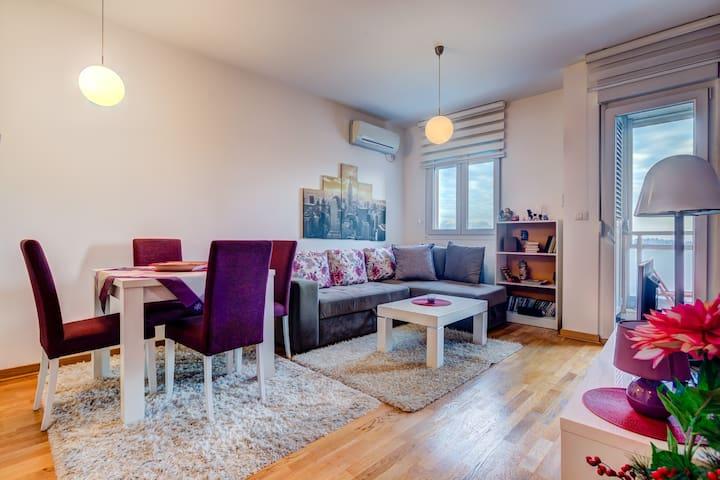 Cozy One Bedroom Apartment in Popular Area