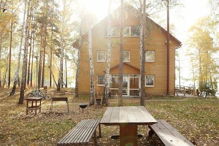 Гостевой дом на Островах Ершовых - Kaslinskiy rayon - 独立屋