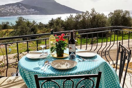 Breath taking seaview close to town centre - Kalkan Belediyesi