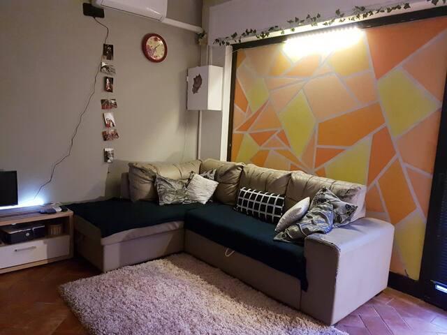 ೋღ Designer studio apartment Padova Erasmus ღೋ