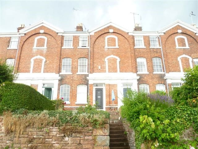 """""""RONDEVA"""" - LOVELY HOUSE FACING THE RIVER DEE! - Chester - House"""