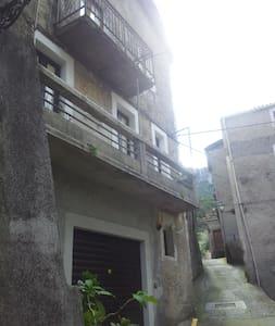 'A Casa 'A Rocca - Papasidero - Jordhytte