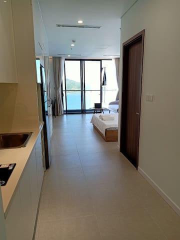 Scenia Bay apartment Seaview in highfloor(24)