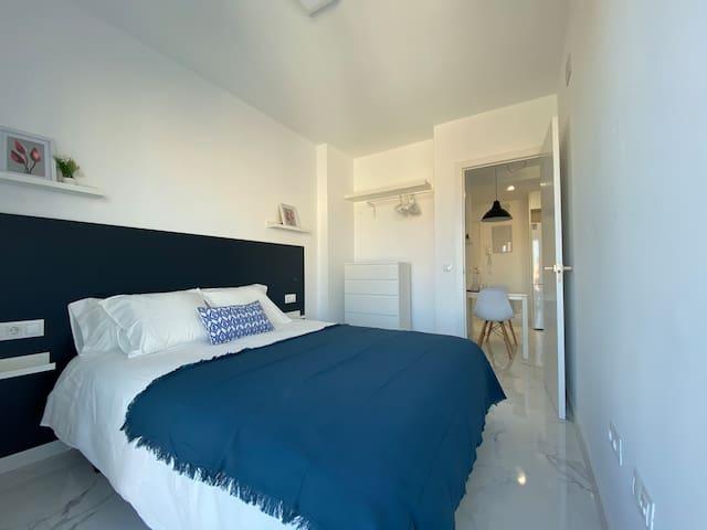 Newly Apartment in Terrassa 2.1 GIRASOL