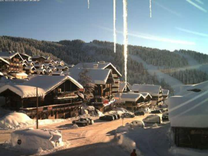 Ski alpin et fond  aux Saisies