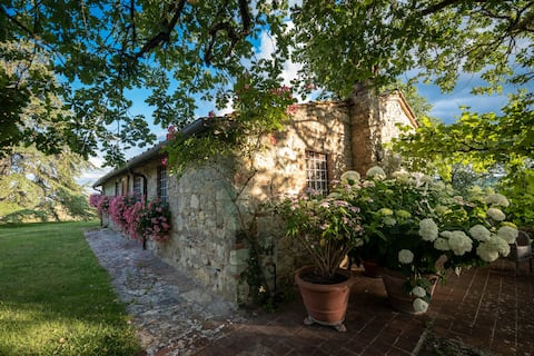 Villa in Toscana - traditional tuscan house