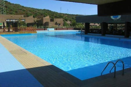 Monolocale in residence con piscina