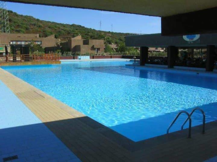 Smeralda Rooms - monolocale residence con piscina