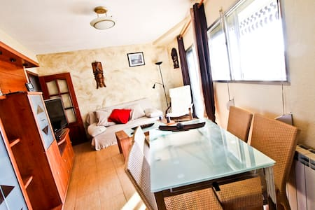 OSIRIS ** Wi-Fi FREE ** - La Pineda - Apartment