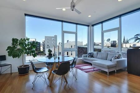 Cool and Luxury Living in Williamsburg - Brooklyn - Apartment